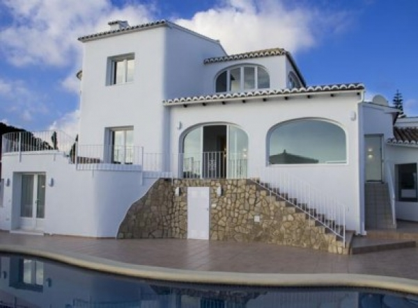 Villa Benitachell Costa Blanca North